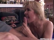 Blonde Mom Anal Treatment