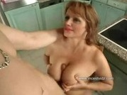 Mother's Soft Tits
