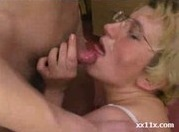 Horny Mom Seduces Her Son