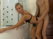 Russian mom In Bath