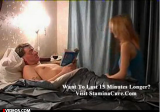 Old Dadddy Fucked His Naught Step-Daughter Bitch