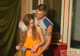 Veronika gets seduced by brother