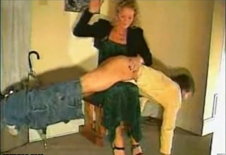 Mother Gives Son Tearful Reality Check bdsm bondage slave femdom domination