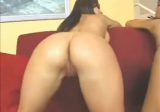 Mom and Slutty Daughter Gets Fucked