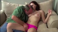 Daddy's Video Virgins 19 Yr Old Part 1