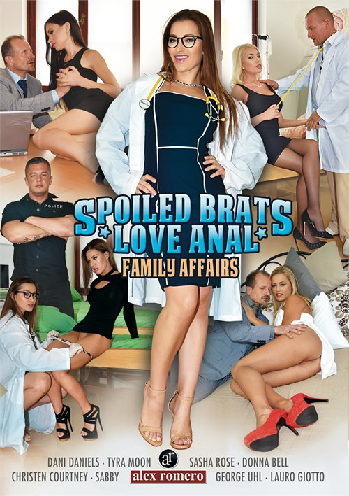 Family Affairs – Spoiled Brats Love Anal