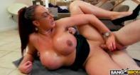 Big Tit Step Mom Gets A Massage