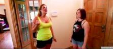 AGirlNextDoor Blackmailing Mom and Aunt Part 1