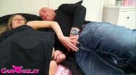 Stepfather of my girlfriend seduced