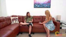 Sarah Vandella – Mom Collects Sperm Sample For Rent Payment