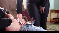 Mom Caught Son and Released his Load in her Mouth POV