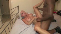 Granny Seduces Her Grandsons Buddy